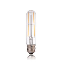 Wholesale Style Lamp Living Room - Dimmable,LED Vintage Filament bulb,T30 130mm Tubeular Style,4W,110V 220VAC,Soft White(2700K),Retro Decorative Lamp