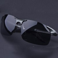 Wholesale Impact Lens - Cycling Glasses High-Grade Aluminum-Magnesium Polarized Sunglasses The Impact Of The New Anti-Glare Outdoor Riding Glasses 2015