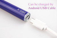 Wholesale Android T V - Hot ecigarette USB line iphone cable Android cable USB Charger Electronic Cigarette for ugo,ugo-t,ugo-v with charger e cigarette ecig dab
