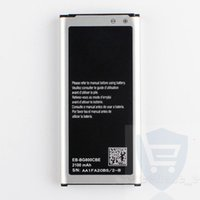 Wholesale 100 New EB BG800CBE mAh Replacement V Li ion Battery For Samsung Galaxy S5 Mini S5mini SM G800F Batteries