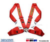 Wholesale Satefy Seat Belt - Tansky - 2015 New Sabelt Racing Satefy Seat Belt FIA 2020 Homologation  width:3 inches 4Point Color: Black,Red, Blue TK-SAB04