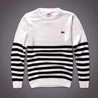 Wholesale thin sweaters for women loose - Black luxury brand sweaters for men fashion long sleeve letter print couple sweaters autumn loose pullover sweaters for women free shipping