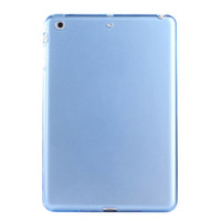 Wholesale Jelly Case Ipad - S5Q Clear TPU Cover Jelly Gel Rubber Soft Skins Shell Cases For Apple IPad Mini AAAEIV