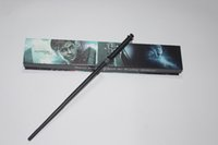 Wholesale Death Eater - Wholesale-Genuine Super Quality Death Eater Yaxley Magic Wand Cosplay Prop Harry Potter Movie Toy Stick