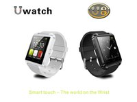 Wholesale Galaxy S3 Watch - 2015 Bluetooth Watch U8 U Watch for Samsung Galaxy S3 S4 S5 Note 2 Note 3 HTC LG Motorola Android Phone