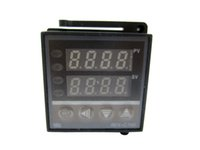 Wholesale Newest Mini Dual Digital PID Temperature Controller RKC REX C100