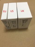 Wholesale apple wall charger oem - 100pcs lot AAAA OEM Quality 5W 5V 1A US EU UK Plug USB AC Power Adapter Charger Wall Adapter charging A1385 A1400 A1399 With retail box