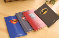 Wholesale The Avengers Alliance Notebook Note Book Notes Notepads Fashion as a Christmas present L0393B