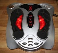 fußbad massagegerät großhandel-Beste Qualität Fußdetox-Maschine, effektive Entgiftungs Instrument Infrarot-Foot Spa Circulation Blut Booster FußMassager