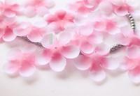 ingrosso cherry blossom fake flowers-18% di sconto 1000 pz Petali di Rosa Simulazione Cherry Blossom Petals Petali di nozze Falso Fiore Artificiale Casa E Decorazioni di Nozze Spedizione Gratuita