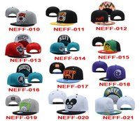 Wholesale Wholesale Neff - 2015 new NEFF HEADWEAR SKATE FLAT BILL LIFESTYLE HAT CAP,Daily Cheap Snapback Caps Adjustable Hats,High quality snapbacks Baseball Caps