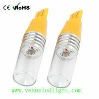 Wholesale Door Lighting 7w - 7W T10 t15 LED Vehicle Car Braking Parking Backup Light Bulb 12V super white led indicator instrument light lamp