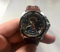 Wholesale Men Watch Velatura - Mens Velatura Yachting Japan Watch Chronograph Timer SPC041 P1 Alarm Quartz Men Leather NEW Watches