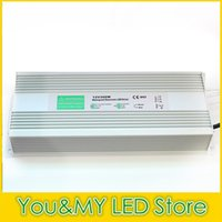 Wholesale Cheap Switching Power Supplies - Factory price led driver 300w waterproof led power supply 25A ac dc adapter for led lighting with cheap price