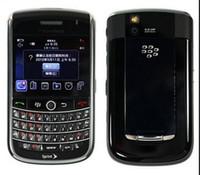 mobil cdma gsm toptan satış-Orijinal BlackBerry Tour 9630 GSMCDMA 3.2MP 480x320 piksel, 2.4 inç GPS QWERTY Klavye Unlocked Cep Telefonu