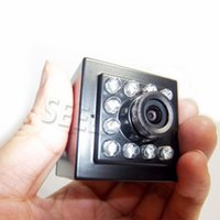 Wholesale wireless ir webcam - HD 1080P 940nm Ir Leds Mini IP Network Wifi Camera IR camera Mini Wifi Wireless Webcam With Ir Cut cctv camera Night Vision