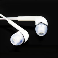 Wholesale Ear Pad For Earphone - Wholesale-6Pcs In Ear Bud Head Phones Gel Tip Covers Replacement Silicone Earbuds Ear Tips for 3.5mm in-ear Earphone Headphone Ear pads