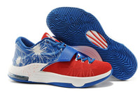 Wholesale Kd Prices Green - New Style Kevin Durant KD 7 Basketball Shoes KD7 Sports Shoe Athletic Running shoes Best price Quality With Standout Mid sole Size 40-46