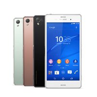 "Wholesale Xperia Mobiles - Sony Xperia Z3 Original Unlocked GSM 3G&4G Android Quad-Core 3GB RAM 5.2"" Screen 20.7MP Camera WIFI GPS 16GB Storage mobile phone"