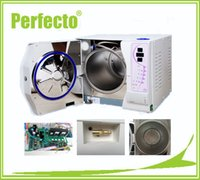 Wholesale Printers Free Shipping - 23L Vacuum Steam Dental Autoclave Sterilizer WITH PRINTER Free Shipping
