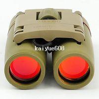 télescope militaire achat en gros de-Sakura LLL vision nocturne 30 x 60 jumelles de télescope militaires à zoom optique (126 m à 1 000 m) camouflage vert 100% NOUVEAU - OEM possible