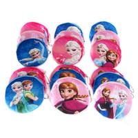 Wholesale Headset Key - Coin Purses Frozen bags Cartoon Wallets Holders Plush Purse Fashion purse agift for Women Girls Key bag headset bags wholesale Hot sale