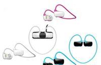 walkman sportarten großhandel-W273 Sport Mp3 player headset 8 GB Wireless Schweißband Walkman Running kopfhörer Mp3 player kopfhörer wasserdicht Kostenloser Versand