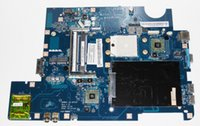 Wholesale Lenovo Ideapad Motherboards - NAWA2 LA-5972P Laptop Motherboard For Lenovo IdeaPad G555 Series Laptop Has No GPU Included Socket S1 cpu Supported