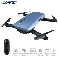 JJRC H47WH ELFIE Plus 720P Camera Upgraded Plegable Arm Drone w / Gravity Sensing G-Sensor Control Modo de belleza