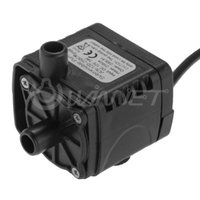 Wholesale Solar Power 12v Water Pumps - Solar Powered Brushless Water Pump for Fountain DC 12V 5W