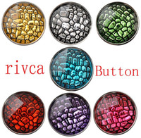 Wholesale 18mm Beads Free Shipping - D02519 Free Shipping Fashion 18mm Snap Buttons DIY snap button noosa chunks leather bracelet Fit DIY Noosa button Bracelet Jewelry