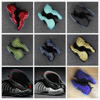 Wholesale Usa Pennies - 2016 Hot Sale Olympic USA High Quality Basketball Shoes Galaxy Air Hologram Penny Hardaway Running Shoes Men And Women Sneakers