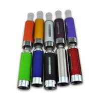 ecigarette spinner venda por atacado-Evod MT3 Vaporizador Cartomizer MT3 Clearomizer Atomizador tanque vape fit ecigarette cigarro eletrônico ego ugo visão spinner 2 3 mods da bateria