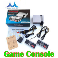 No No No Hot TV Handheld Game Console Mini Portable Video Game Player Console For NES Windows PC Mac with 620 Built-in Games With Box
