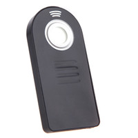 Wholesale Dslr Remote Control - IR Wireless Infrared Shutter Remote Control for Nikon ML-L3 D7100 D7000 D90 D3300 D3200 1 V3 V2 DSLR Camera