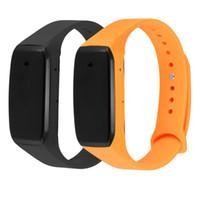 caméra portable achat en gros de-K18 Smart Wearable Bracelet Watch Caméra Montre-bracelet avec Cam 1080P Caméscope DV Surveillance Surveillance DVR Enregistreur Vidéo