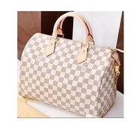 Wholesale Popular Bags - Hot style 2017 High Quality Women Leather Handbags Famous Brand Designer Chian Crosbody Bags for Women Single Shoulder Bag popular totes bag