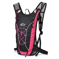 Wholesale Moutain Bicycles - 12L Moutain Road Backpack Waterproof Cycling Hydration Bag Outdoor Travel Running Sport Rucksacks Cycling Backpack Bicycle Bag 6Color