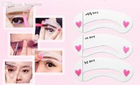 Wholesale China Razors - Wholesale-2015 New Arrival Sale Green Transparent China Eyebrow Razor Depilador Thruputs Emperorship Card Eyebrow Supplementer - Pick
