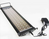 Wholesale Aquaria Led - LED Aquarium Fish Tank Fishbowl Light Waterproof LED Light Bar Submersible Underwater SMD LED Light Lamp