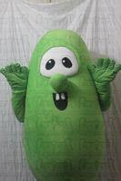 Wholesale Cucumber Mascot Make - POLE STAR MASCOT COSTUMES high quality Veggie Tales Larry cucumber costume