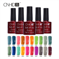 Wholesale Option Process - Wholesale- CNHIDS Video teaching manufacturing nail process, fashion Polish light therapy glue LED UV gel 132 color options Free Shipping