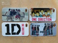 Wholesale Hard Case Iphone One Direction - wholesale One Direction band 1D hard white case cover for iphone 4 4G 4S +free shipping