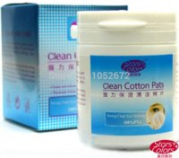 Wholesale Makeup Remover Cotton Pad - 30 pieces Stars Colors Protein remover Pads Clean Cotton Pats for Eyelash Extensions Strong Clean Eye Makeup