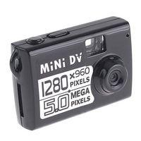 Wholesale mini pc webcam resale online - Mini DV HD Mp x960 mini camera Video recorder PC Webcam Digital Voice Recorder Motion Detection mini DVR Cheap black