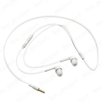Wholesale samsung note4 edge for sale – best In Ear Stereo Earphone mm Headphone Headset with Mic and Remote for Samsung S6 edge S5 S4 Note5 Note4