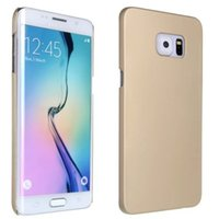 Wholesale Frost Drops - Wholesale for Galaxy S6 Edge Plus Case Hard Frosted PC Matte Cover Case for Samsung Galaxy S6 Edge+ G928FZ Drop Shipping