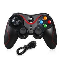 Terios T3 Drahtlose Bluetooth Gamepad Joystick Spiel Gaming Controller Fernbedienung Für Samsung HTC Android Smartphone Tablet TV Box 2017