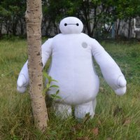Wholesale Toy Stuffed Animals Super Cheap - 1pc 15inch 38cm Retail Super Marines Big Hero 6 Baymax Robot Hands Moveable Stuffed Plush Animals Toys 41993307329 Christmas Gfit Cheap 11z