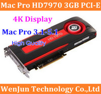 Wholesale High Quality for MAC PRO HD MB GDDR5 PCIe DVI HDMI x Mini DP PORT SUPPORT K Display MacPro order lt no track